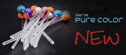 New serie PURE COLOR