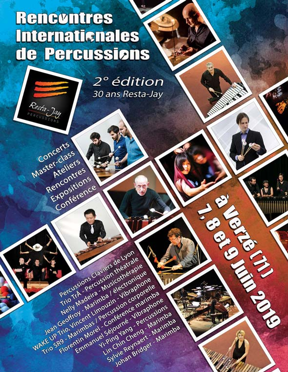 Rencontres internationales de Percussions