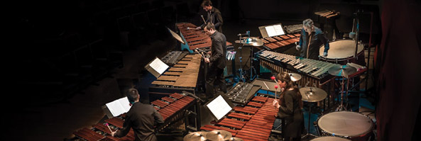 Ensemble de percussion