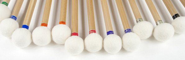 percussion timpani Mallets