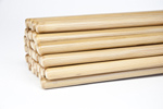Wood, rotin, bamboo for percussion Mallets